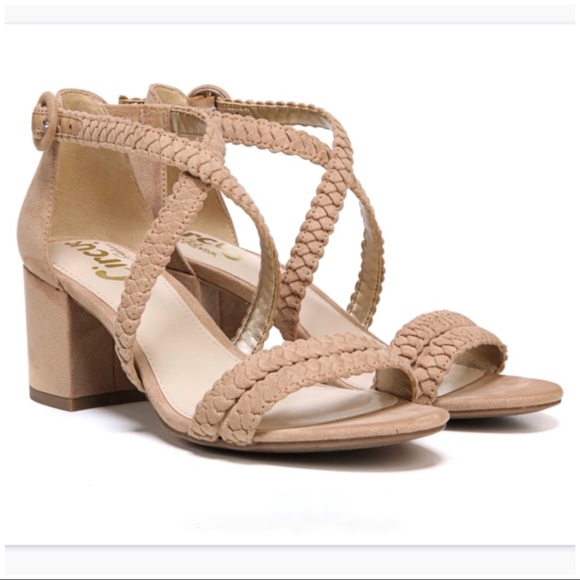 4ea789fb6cabd NWT Circus by Sam Edelman Sallie Dress Sandal